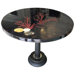 Italian Model Coral Coffee Table from Laudarte, 1990s