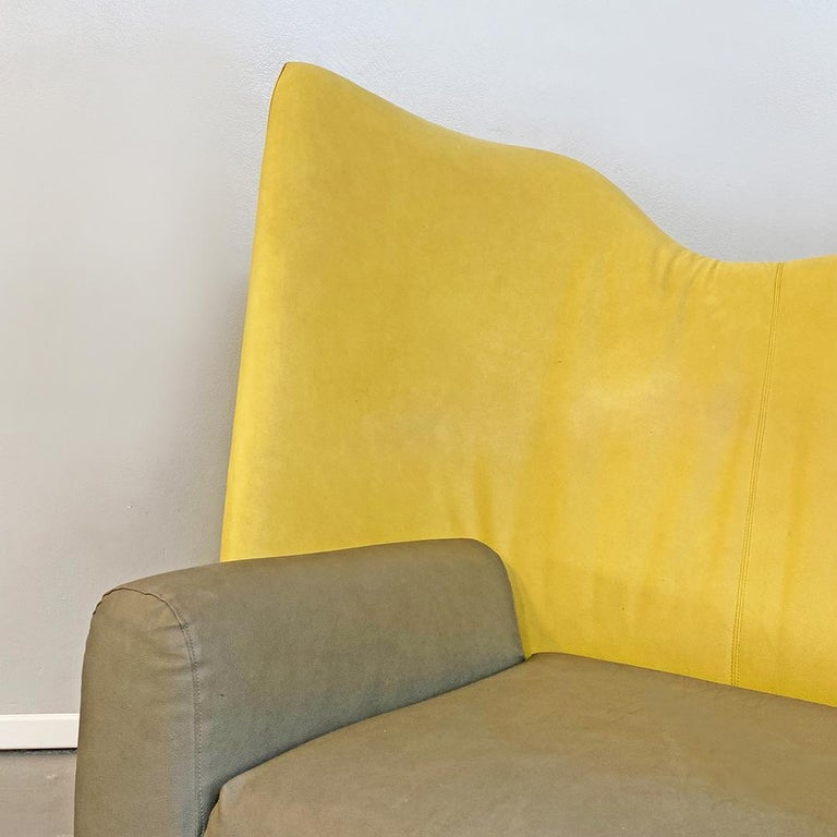 Italian Modern Chaise Lounge Mod. Torso by Paolo Deganello for Cassina, 1980s For Sale 3