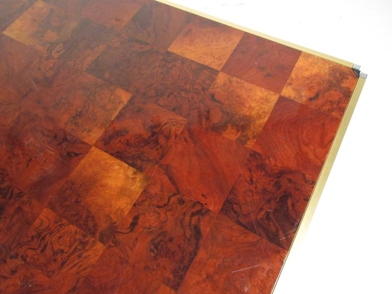 Italian Modern Conference or Dining Table For Sale 9