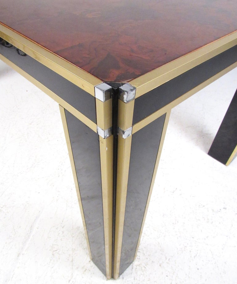 20th Century Italian Modern Conference or Dining Table For Sale