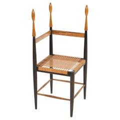 Italian Modern Corner Chair