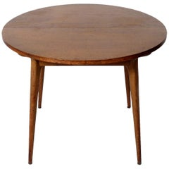 Italian Modern Dining Table by Bertha Schaefer for Singer and Sons