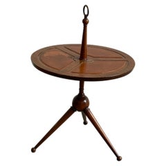 Italian Modern Martini Table in The Manner of Cesare Lacca