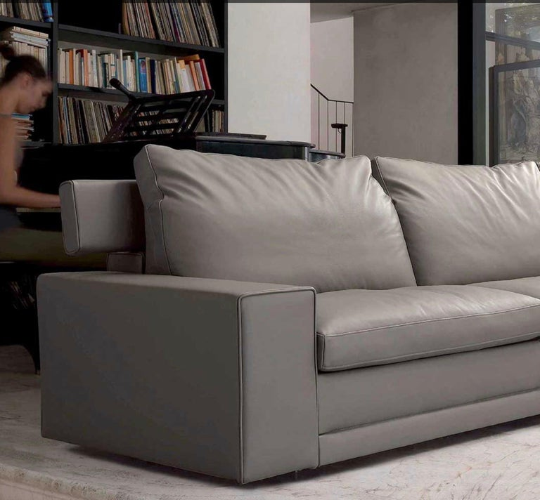 Awesome Italian Modern Sofa Bed With Adjustable Back Made In Italy Interior Design Ideas Gentotryabchikinfo