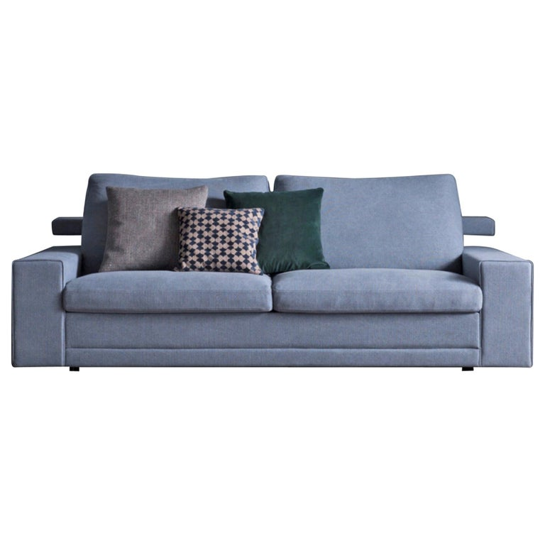 Enjoyable Italian Modern Sofa Bed With Flip Headrest Made In Italy Interior Design Ideas Gentotryabchikinfo