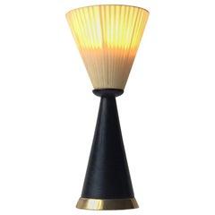 Italian Modern Up-Side-Down Table Lamp, 1960s