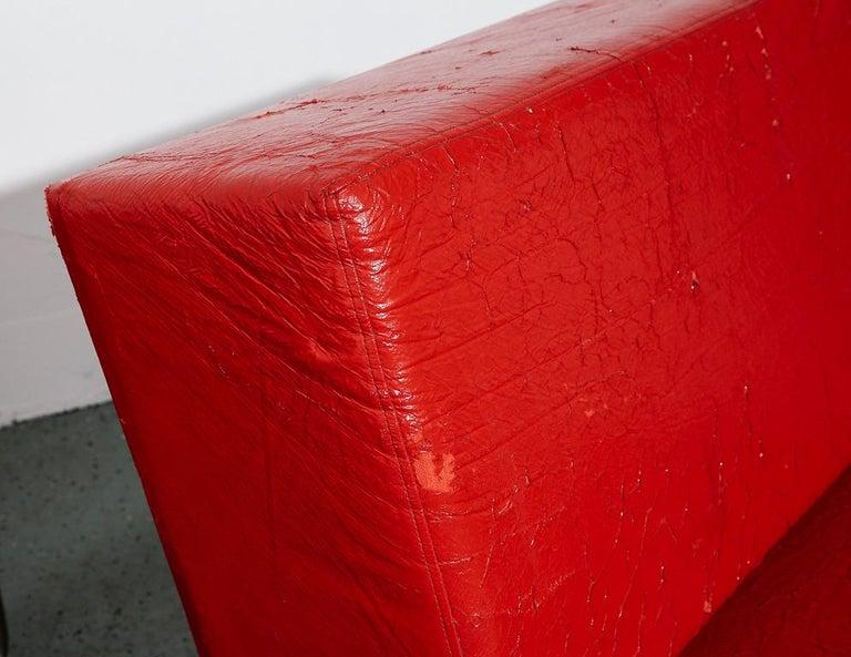 Mid-20th Century Italian Modernist Lounge Chairs