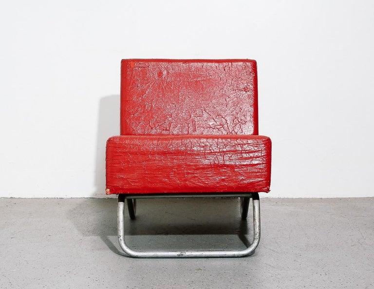 Italian Modernist Lounge Chairs 1