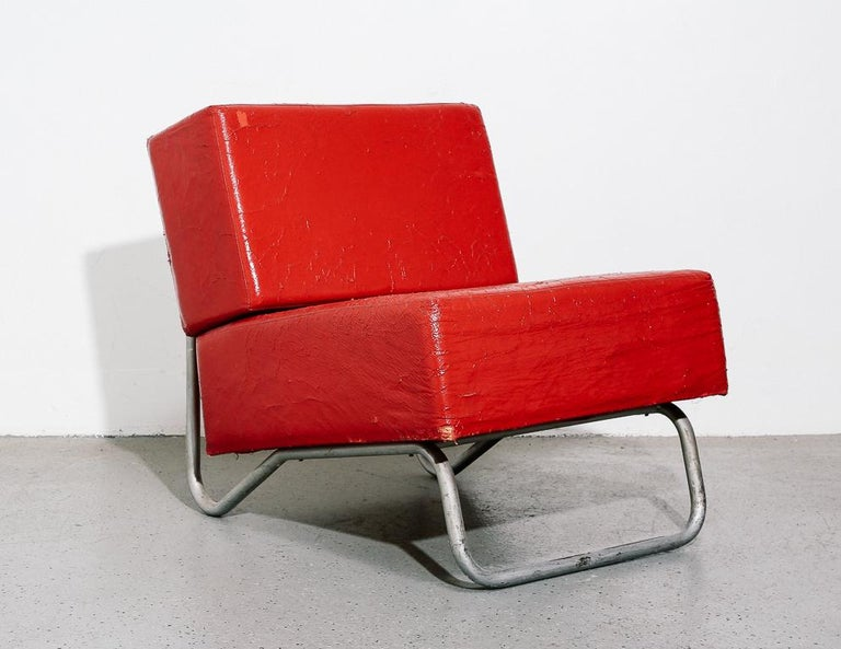 Italian Modernist Lounge Chairs 2