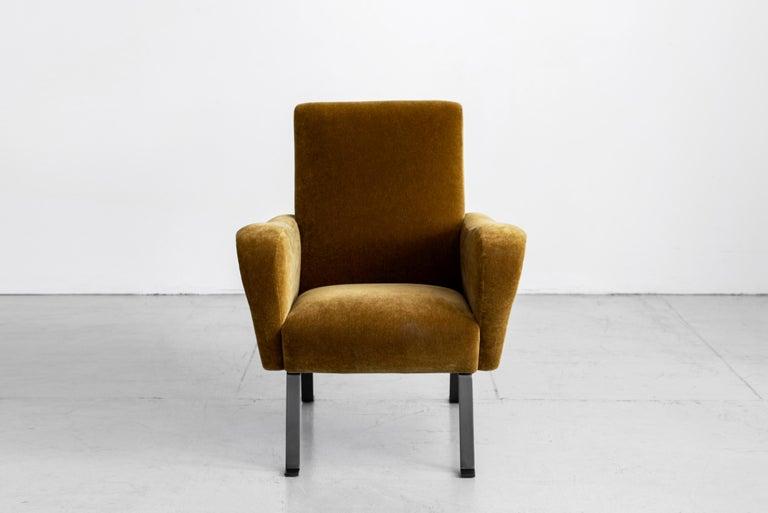 Italian Mohair Chairs For Sale 2