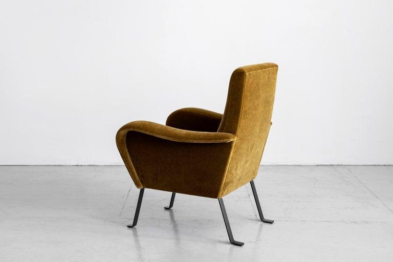 Italian Mohair Chairs For Sale 4