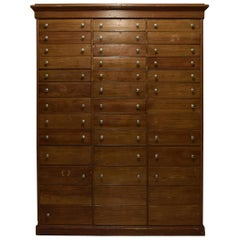 Italian Multi-Drawer Cabinet