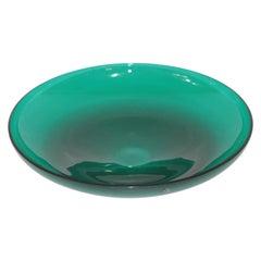 Italian Murano Glass Empty Pockets Venini Age, 1970s
