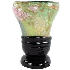 Italian Murano Glass Nichetto Table Lamp