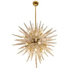 Italian Murano Glass Sputnik Chandelier