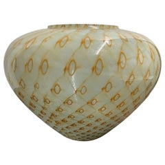 Italian Murano Vase Attributed to Barovier e Toso