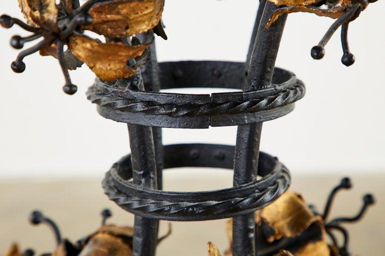 Italian Neoclassical Style Pietra Dura Marble Centre Table 9