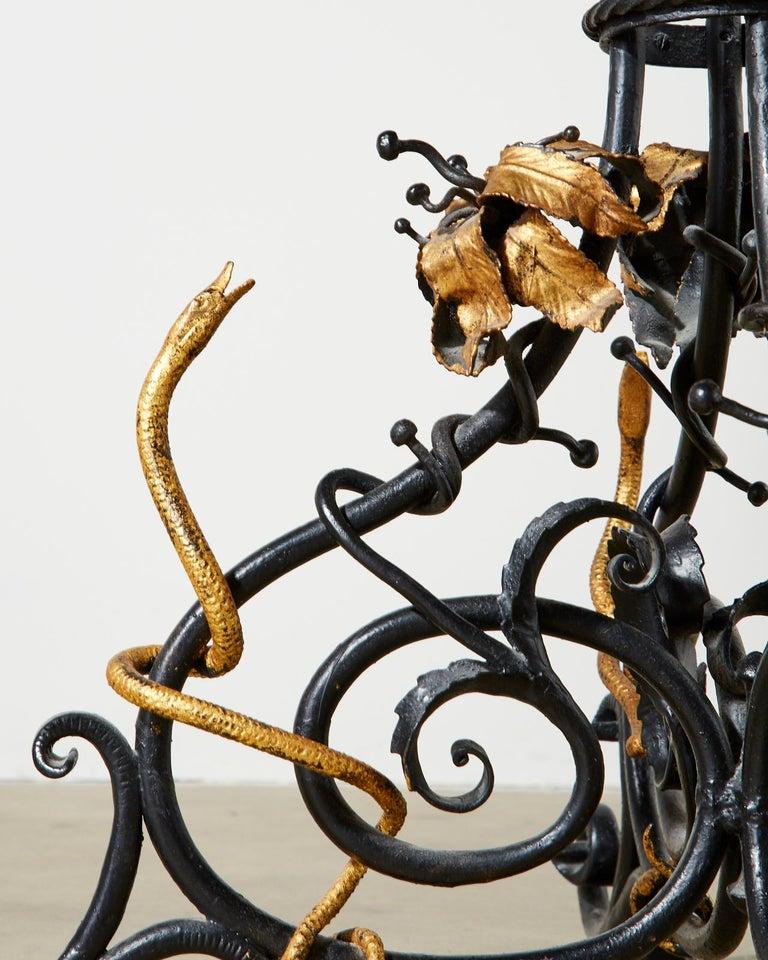 Italian Neoclassical Style Pietra Dura Marble Centre Table 10