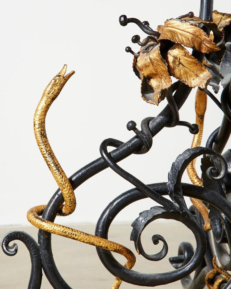 Italian Neoclassical Style Pietra Dura Marble Centre Table 3