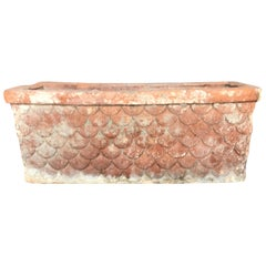 Italian Neoclassical Terracotta Planter