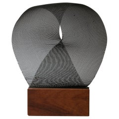 Italian Op Art Sculpture