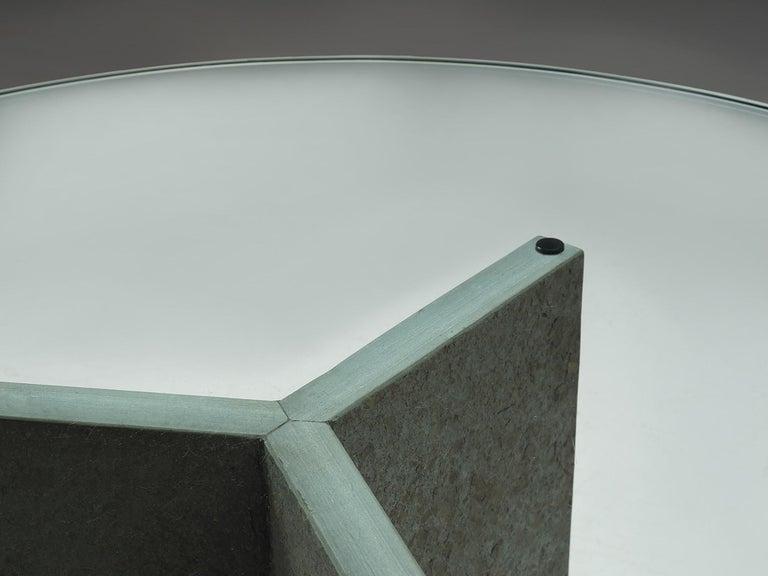 Italian Pedestal Center Table For Sale 1
