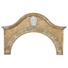 Italian Pediment