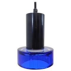 Blue Pendant by Seguso