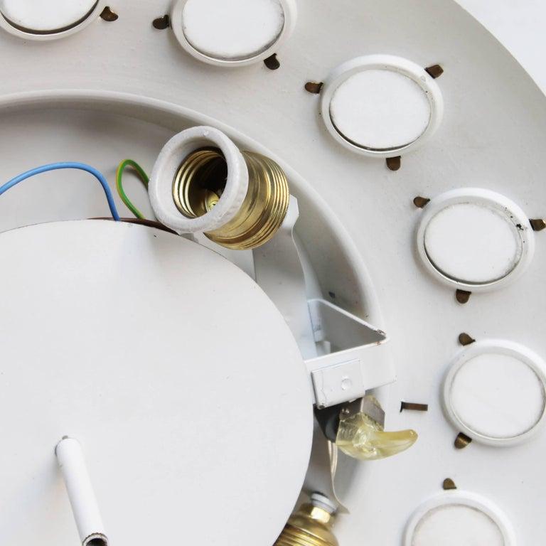 Italian Pendant Lamp by Lumen Milano For Sale 9