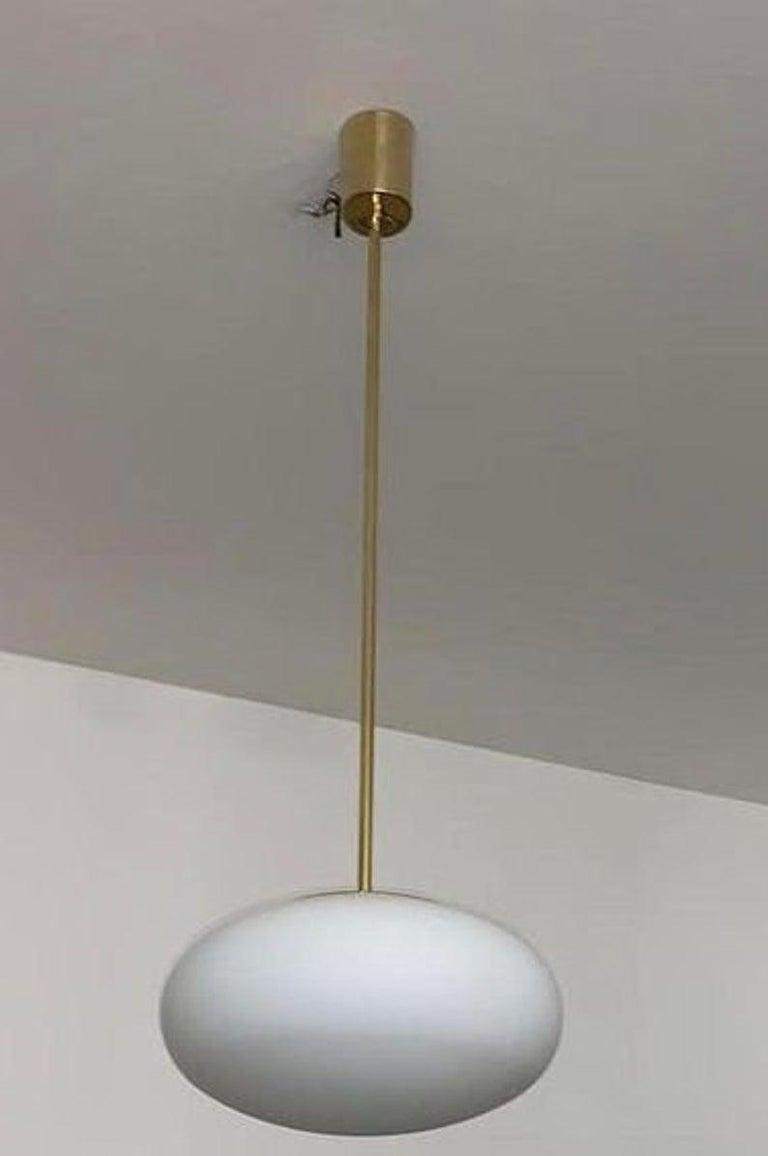 Mid-Century Modern Italian Pendant Lights For Sale