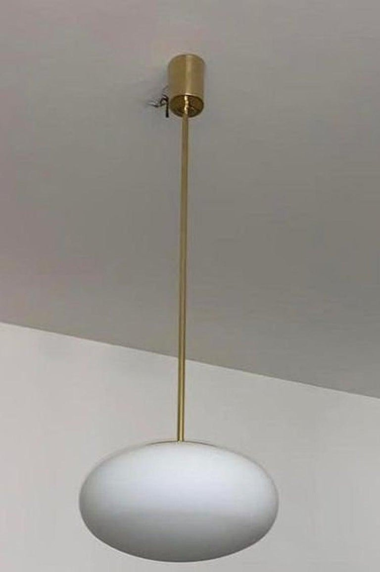 Hand-Crafted Italian Pendant Lights For Sale