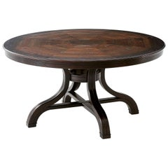 Italian Provincial Round Dining Table