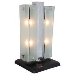 Italian Rectangular Table Lamp