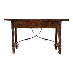 Italian Renaissance Trestle Table