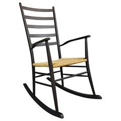 Italian Rocking Chair, 1950s