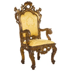 Rococo Armchairs
