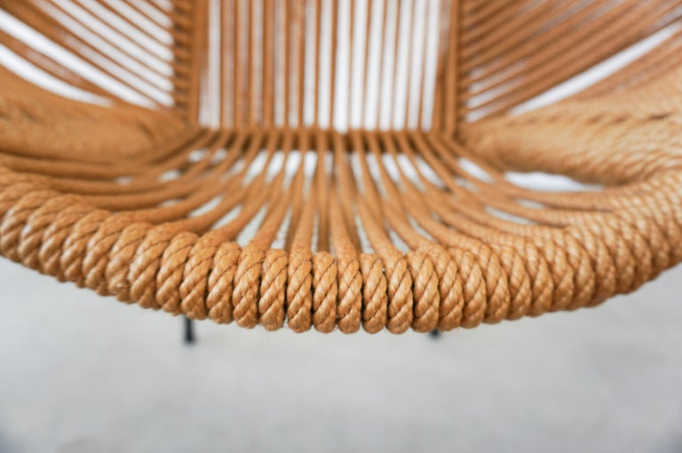 Italian Rope Chairs For Sale 7