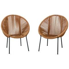 Italian Rope Chairs