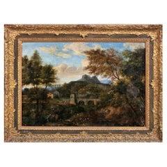 "Italian School ""Landscape"", 18th Century"