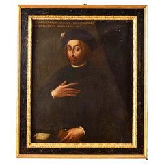 "Italian School of the 17th Century ""Celebratory Portrait"""