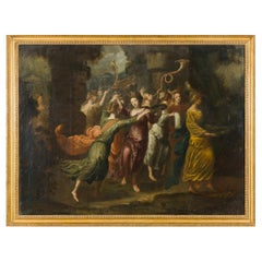 "Italian School ""The Dance of Muses and Nymphs"", 17th Century"