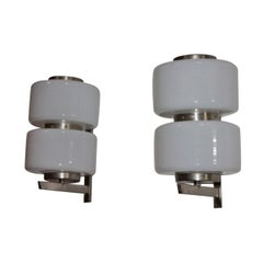 Italian Sconces 1970s in the Style of Artemide
