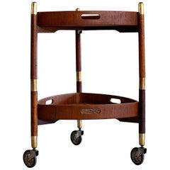 Italian Serving Cart