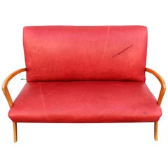 Italian Settee in Style of Paolo Buffa