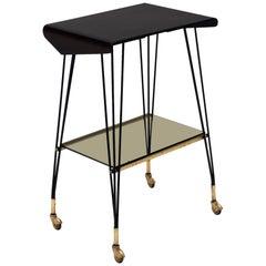 Italian Side Table Attributed to Carlo di Carli