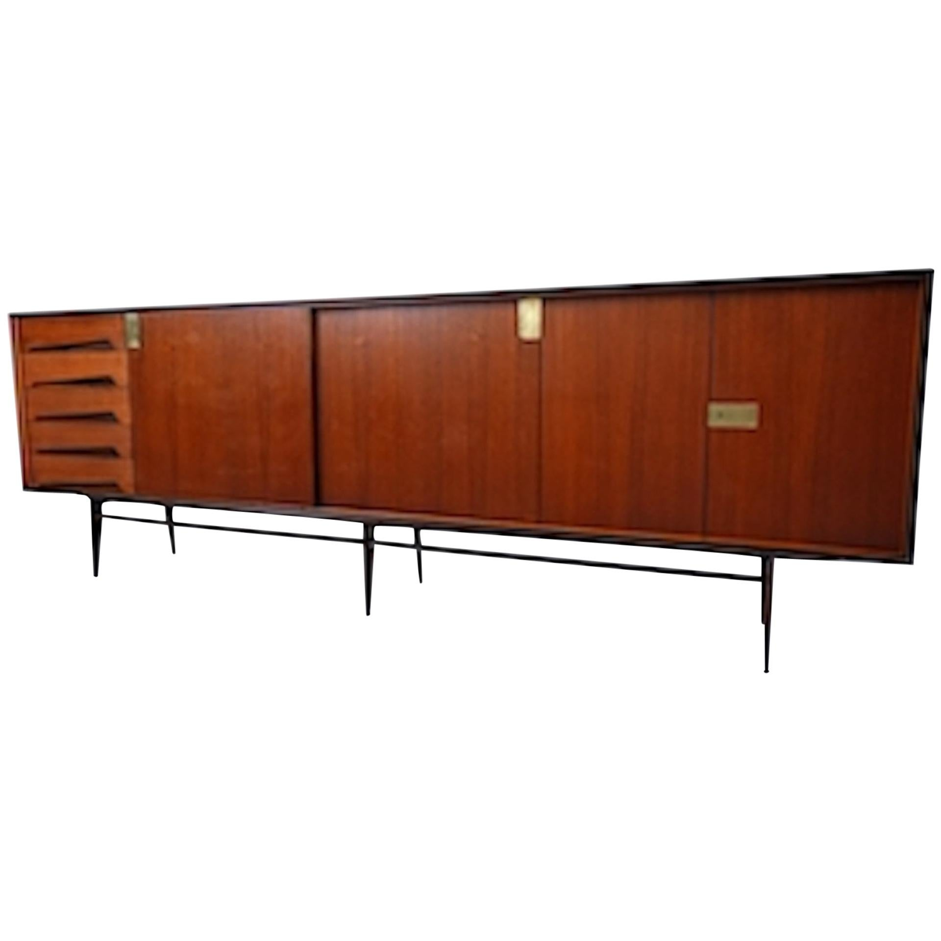 Italian Sideboard by Vittorio Dassi, 1950s