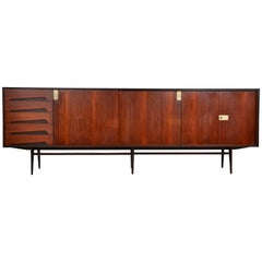 Italian Sideboard by Vittorio Dassi for Dassi, 1950s
