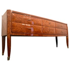 Italian Sideboard Commode attributed Paolo Buffa, 1950s