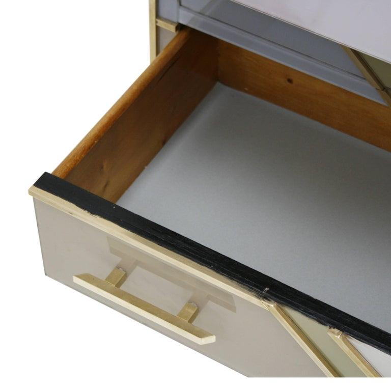 Wood Italian Sideboard For Sale