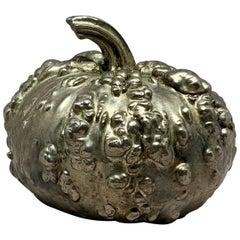 Italian Silvered Gourd